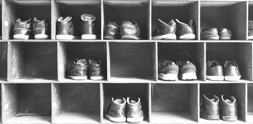靴が大好き!買い物大好き!きりがない我が家の靴事情