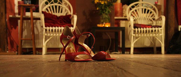 おしゃれな靴で気分転換